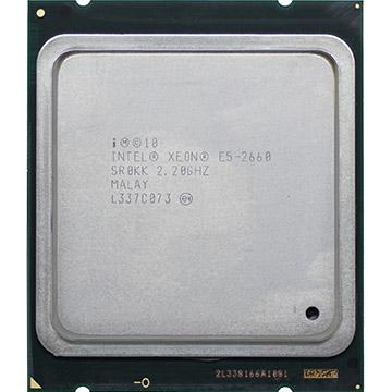 Intel Xeon E5-2660 on Amazon USA