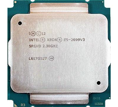 Intel Xeon E5-2699 v3 on Amazon USA