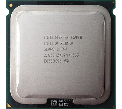 Intel Xeon E5440 on Amazon USA