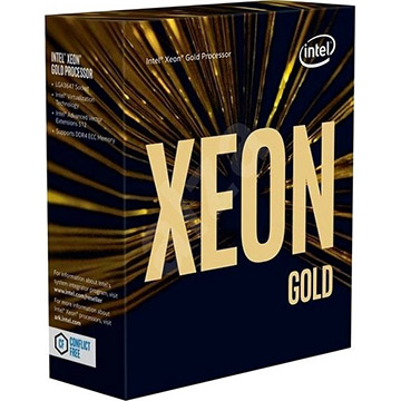 Intel Xeon Gold on Amazon USA