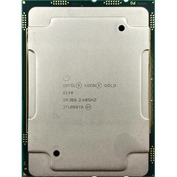 Intel Xeon Gold 6148 on Amazon USA