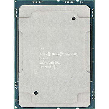 Intel Xeon Platinum 8175M on Amazon USA