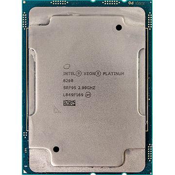 Intel Xeon Platinum 8268 on Amazon USA