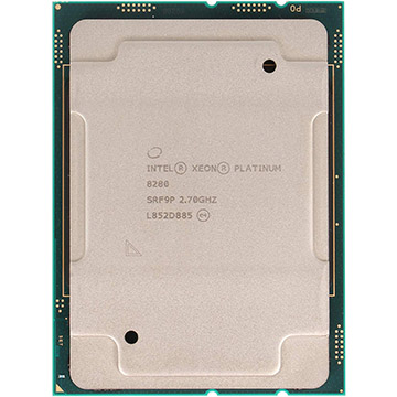 Intel Xeon Platinum 8280 on Amazon USA