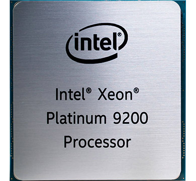 Intel Xeon Platinum 9282 on Amazon USA