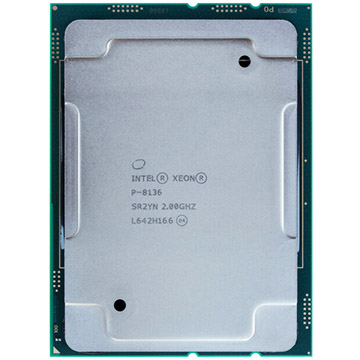 Intel Xeon Platinum P-8136 on Amazon USA