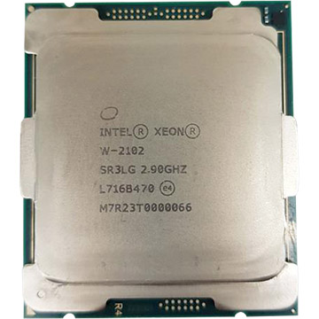 Intel Xeon W-2102 on Amazon USA