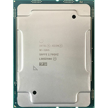 Intel Xeon W-3265 on Amazon USA