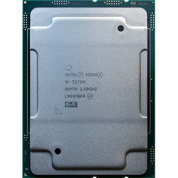 Intel Xeon W-3275M on Amazon USA