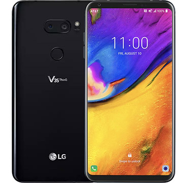 LG V35 ThinQ on Amazon USA