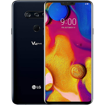 LG V40 ThinQ on Amazon USA