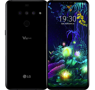 LG V50 ThinQ 5G on Amazon USA