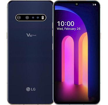 LG V60 ThinQ 5G on Amazon USA