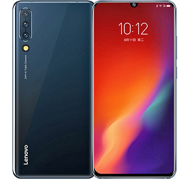Lenovo Z6 on Amazon USA
