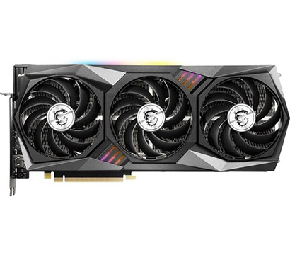 MSI GeForce RTX 3060 Gaming X Trio on Amazon USA