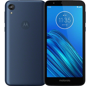 Motorola Moto E6 on Amazon USA