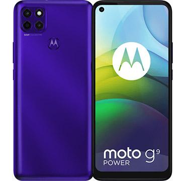 Motorola Moto G9 Power on Amazon USA