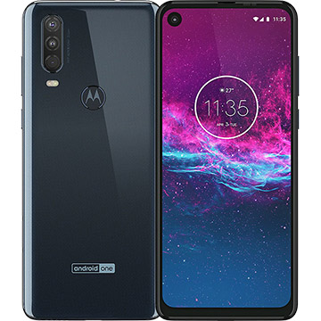 Motorola One Action on Amazon USA