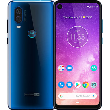 Motorola One Vision on Amazon USA