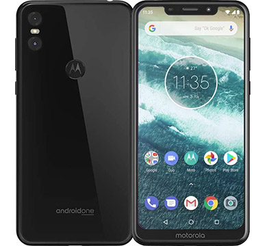 Motorola One series on Amazon USA