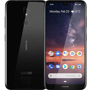 Nokia 3.2 on Amazon USA