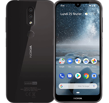 Nokia 4.2 on Amazon USA