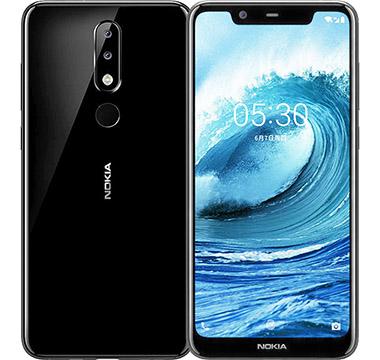 Nokia 5.1 Plus on Amazon USA
