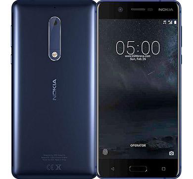 Nokia 5 on Amazon USA