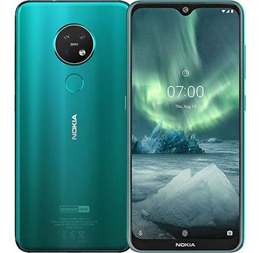 Nokia 7.2 on Amazon USA