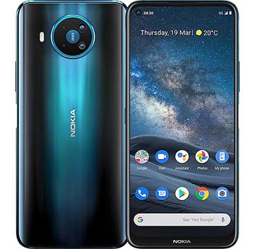 Nokia 8.3 5G on Amazon USA