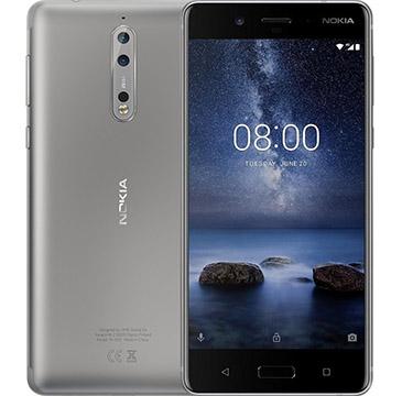 Nokia 8 on Amazon USA