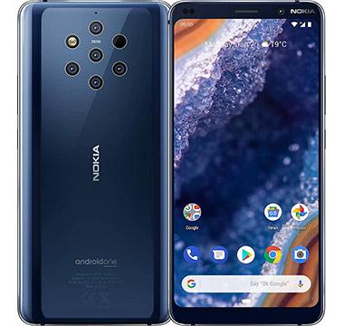 Nokia 9 PureView on Amazon USA