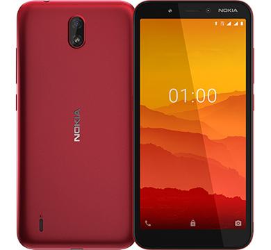 Nokia C1 on Amazon USA