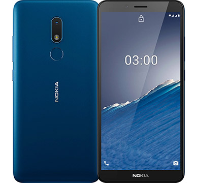 Nokia C3 on Amazon USA