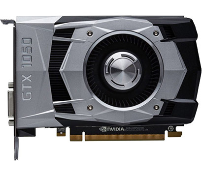 Nvidia GeForce GTX 1050 on Amazon USA