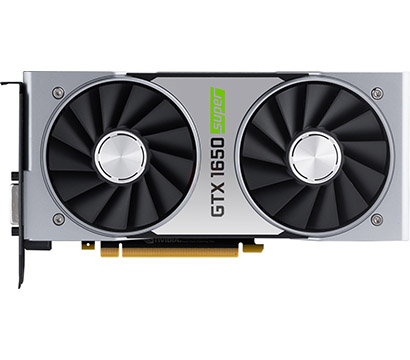 Nvidia GeForce GTX 1650 Super on Amazon USA