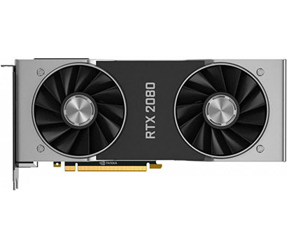 Nvidia GeForce RTX on Amazon USA