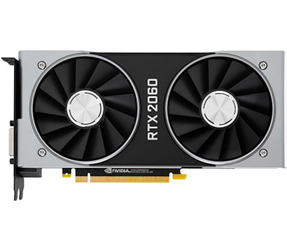 Nvidia GeForce RTX 2060 TU104 on Amazon USA