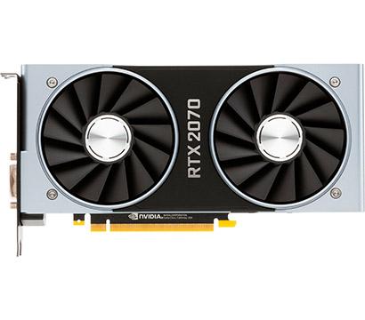 Nvidia GeForce RTX 2070 on Amazon USA