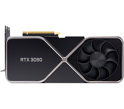 Nvidia GeForce RTX 3090 on Amazon USA