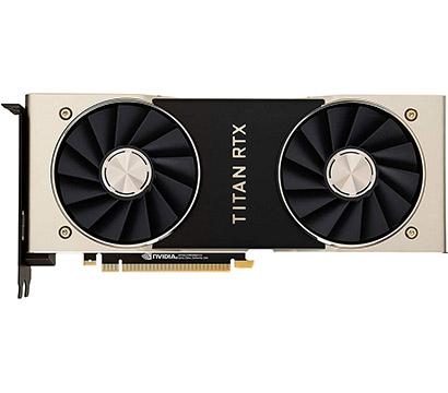 Nvidia Titan RTX on Amazon USA