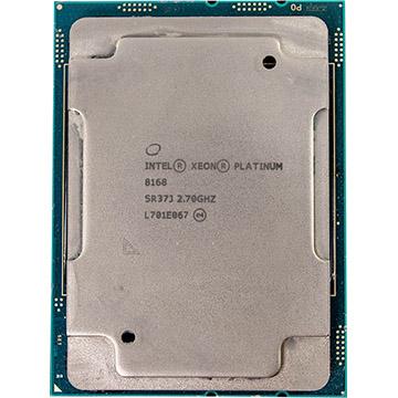 Octa Intel Xeon Platinum 8168 on eBay USA