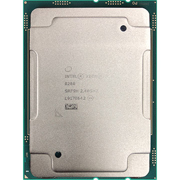 Octa Intel Xeon Platinum 8260 on Amazon USA