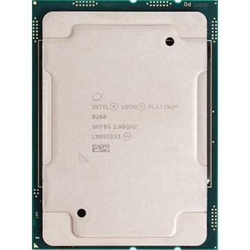 Octa Intel Xeon Platinum 8268 on Amazon USA