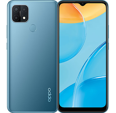 Oppo A15 on Amazon USA