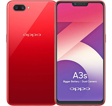 Oppo A3s on Amazon USA