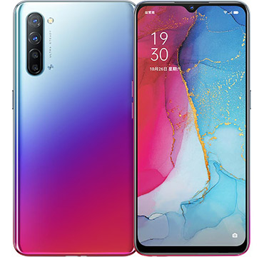 Oppo Reno3 5G on Amazon USA