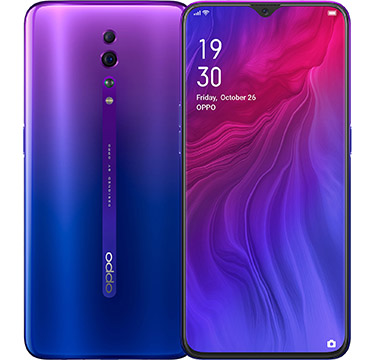 Oppo Reno Z on Amazon USA