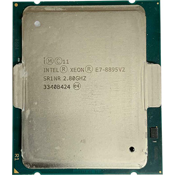 Quad Intel Xeon E7-8895 v2 on Amazon USA