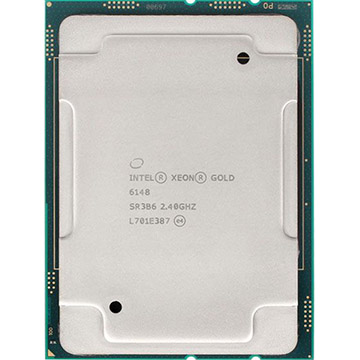 Quad Intel Xeon Gold 6148 on Amazon USA